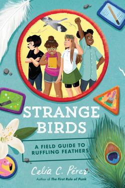 Strange Birds book
