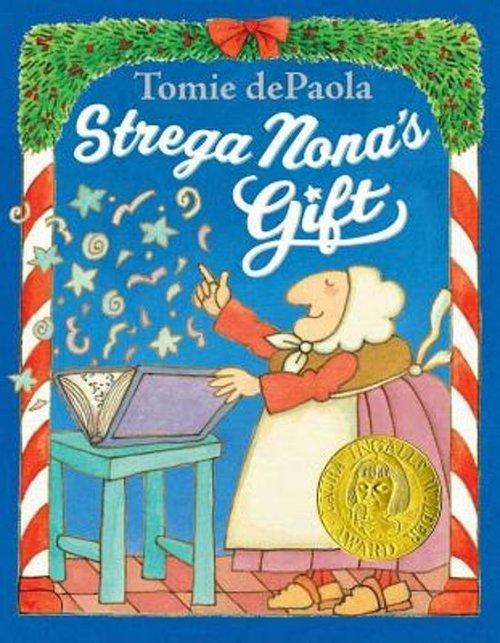 Strega Nona's Gift book