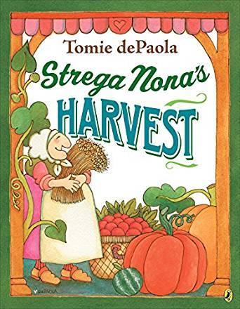 Strega Nona's Harvest Book