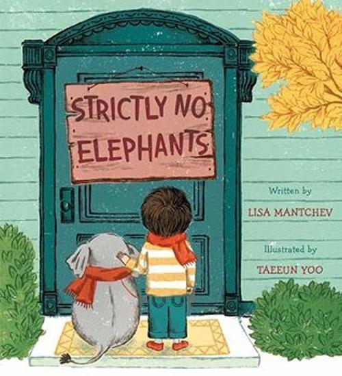 Strictly No Elephants book