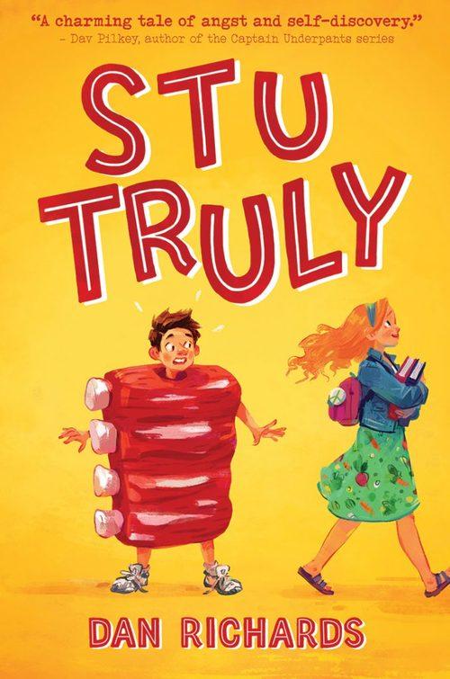 Stu Truly book