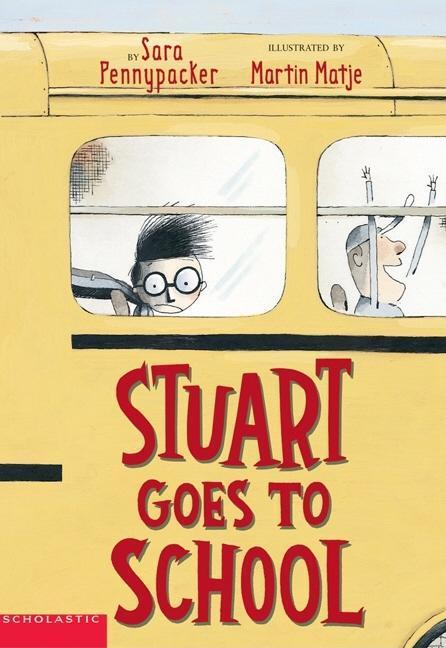 Stuart Goes to School book