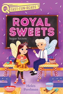 Sugar Secrets book