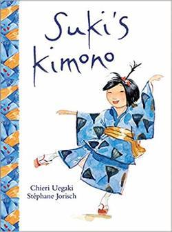 Suki's Kimono book