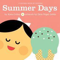 Summer Days Fall Days book