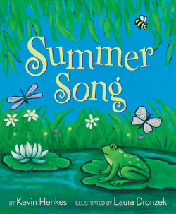 Summer Song book