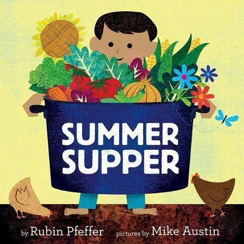 Summer Supper book