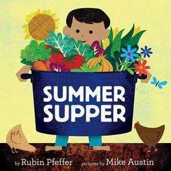 Summer Supper book