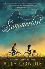 Summerlost book