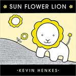 Sun Flower Lion book