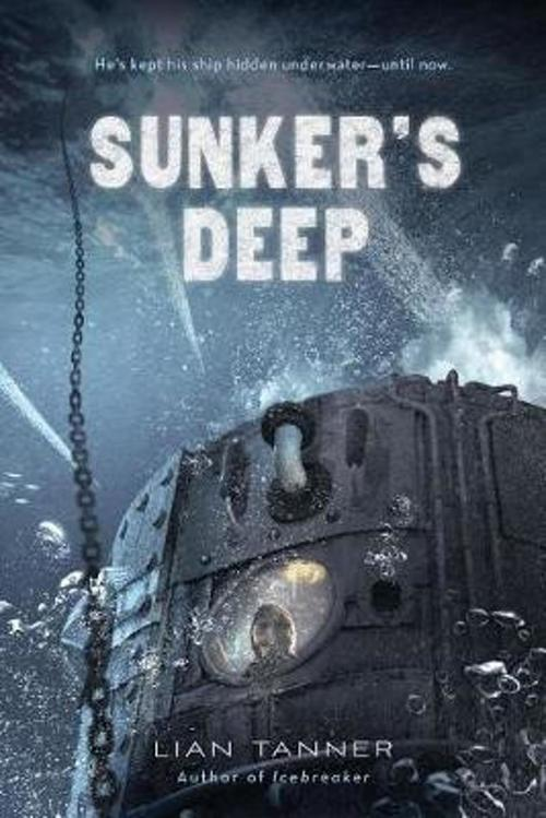 Sunker's Deep book