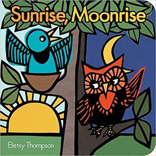 Sunrise, Moonrise Book