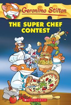 Super Chef Contest book