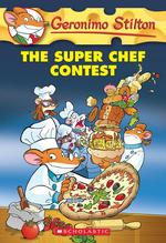 Super Chef Contest book