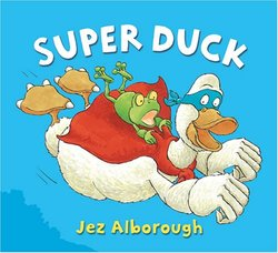 Super Duck book