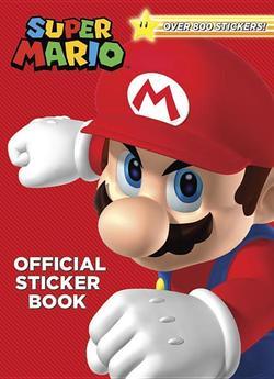 Super Mario Official Sticker Book (Nintendo) book