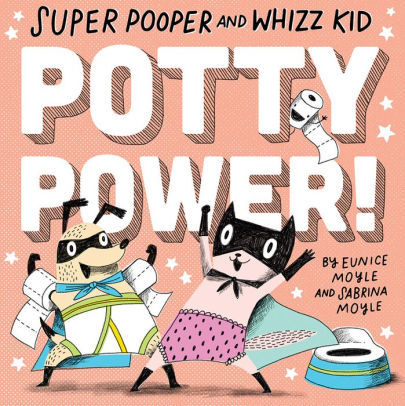 Super Pooper and Whizz Kid book