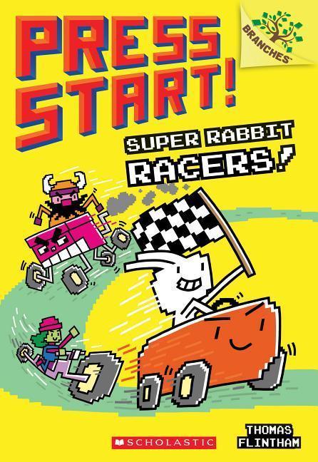 Super Rabbit Racers! book