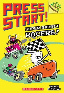 Super Rabbit Racers! book