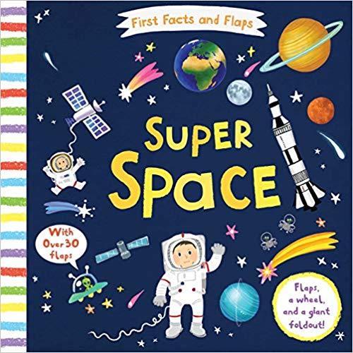 Super Space book