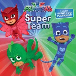 Super Team book