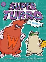 Super Turbo Vs. Wonder Pig book