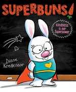 Superbuns! book