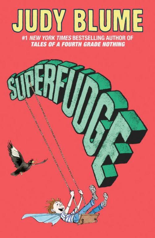 Superfudge book
