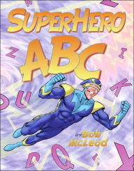 SuperHero ABC book