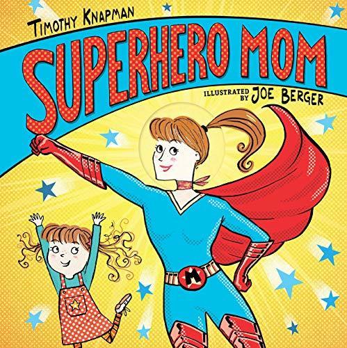 Superhero Mom book
