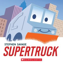 Supertruck book