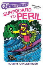 Surfboard to Peril: A Miss Mallard Mystery book