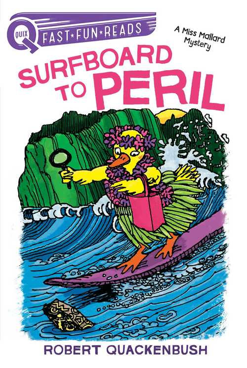 Surfboard to Peril Book