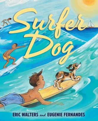 Surfer Dog book