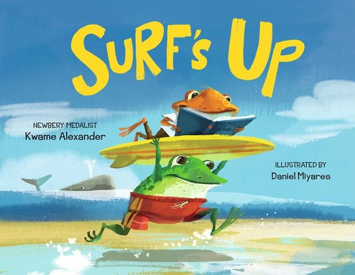 Surf's Up book