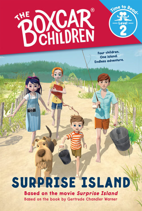 Surprise Island (The Boxcar Children: Time to Read, Level 2) book