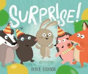 Surprise! book