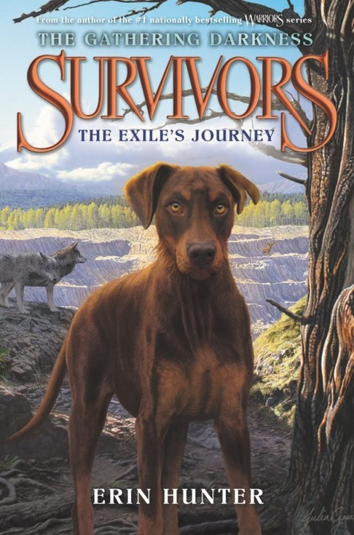 Survivors: The Gathering Darkness #5: The Exile's Journey book