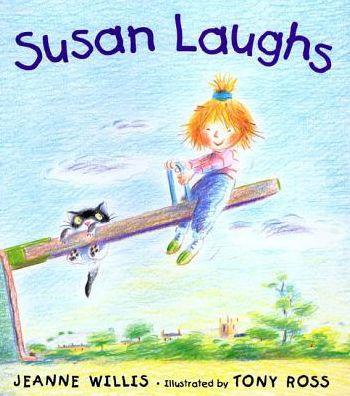 Susan Laughs book