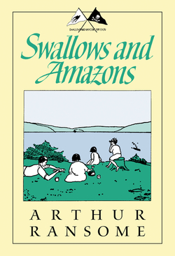 Swallows and Amazons book