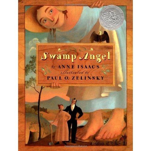 Swamp Angel book