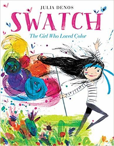 Swatch: The Girl Who Loved Color book
