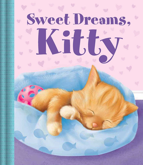 Sweet Dreams, Kitty book