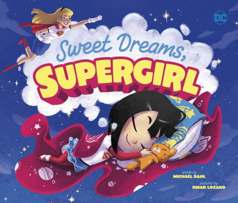 Sweet Dreams, Supergirl book