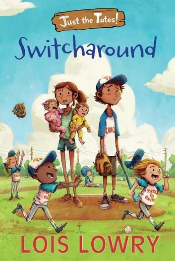 Switcharound book