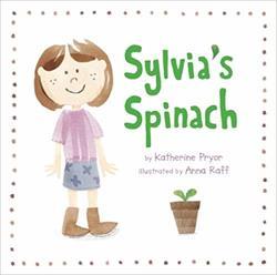 Sylvia's Spinach book