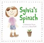 Sylvia's Spinach book