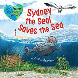 Syndey the Seal Saves the Ocean book