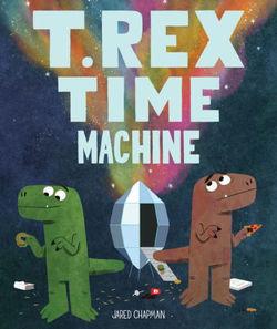 T. Rex Time Machine book