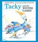 Tacky and the Winter Games book